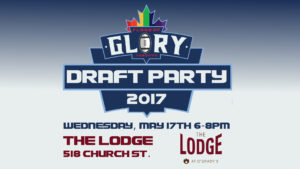 Draft Party Event Pic